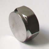3/4 inch Chrome Plated Female Threaded Cap - 25910200